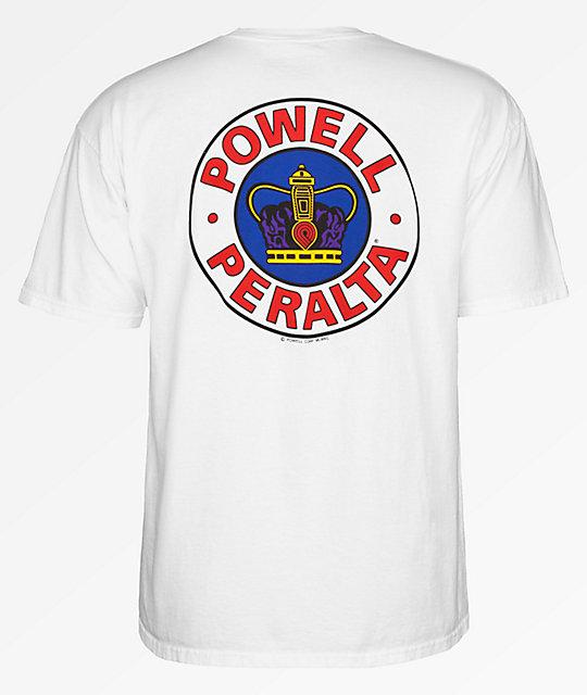 2d8032009568 Powell Supreme White T-Shirt
