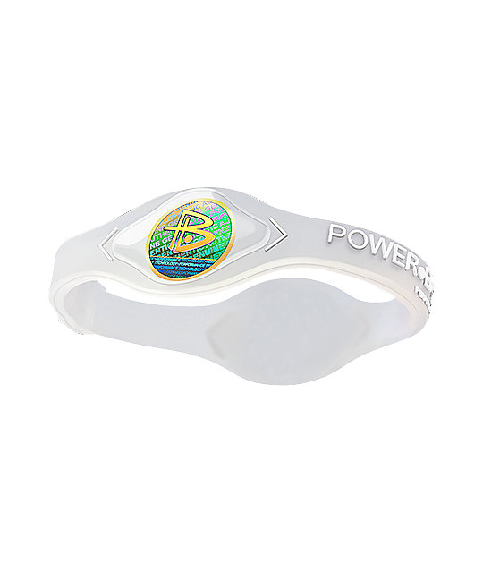 Power Balance Clear Hologram Bracelet