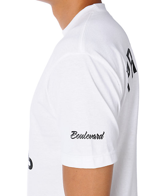 Primitive Clothing Loyal White T-Shirt