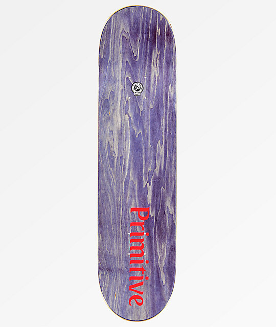 "Primitive Desarmo Atlas 8.125"" Skateboard Deck"