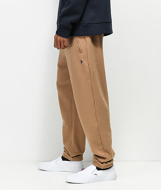 Primitive Dirty P Camel Fleece Sweatpants