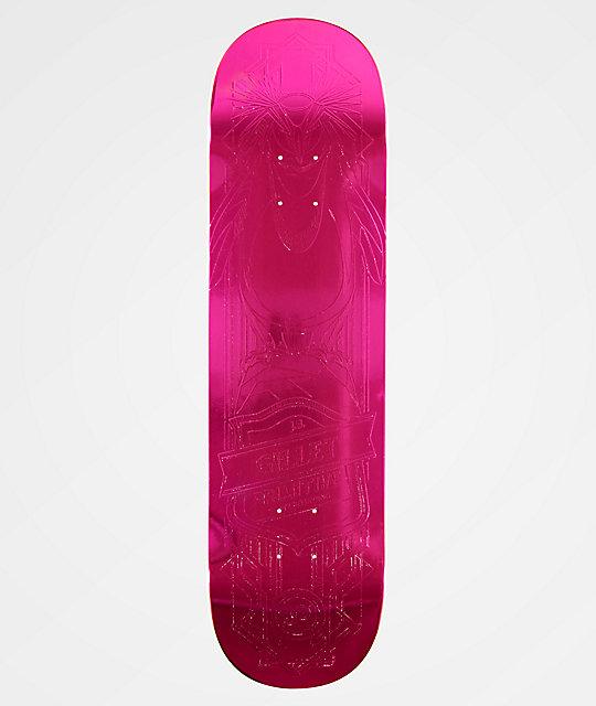 Primitive Skateboard Deck Gillet Raised Foil Penguin 8.38