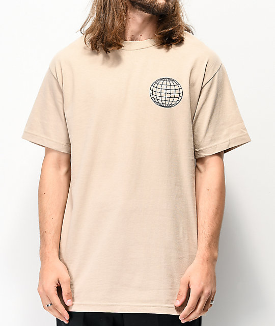 Primitive Global Sand T-Shirt
