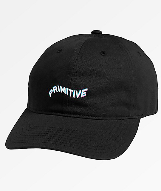 Primitive Hold Black Dad Hat  92a299c35c2