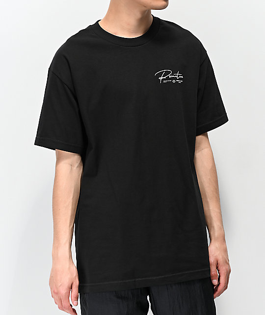 Primitive No Lies Black T-Shirt