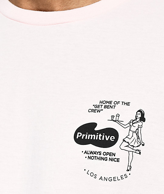 Primitive Norma's Pink T-Shirt