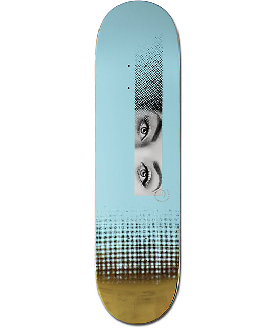 "Primitive O'Neill Eyes 8.12"" Skateboard Deck"