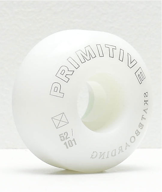 Primitive Paul Rodriguez New Future 52mm ruedas de skate