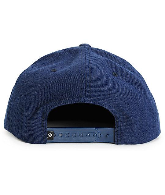 6ffc3081677 Primitive Rally Patch Snapback Hat