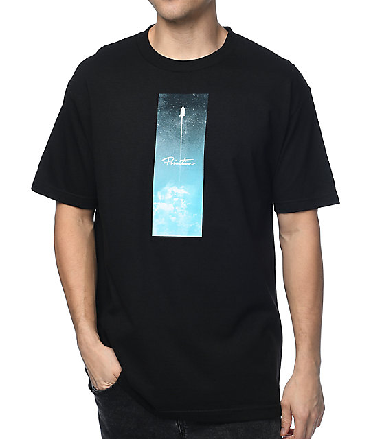Primitive Stellar Black T-Shirt