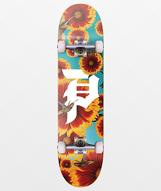 Primitive Sunflower II 8.12