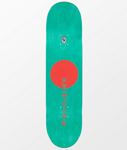 "Primitive Tucker PJ Geisha 8.125"" Skateboard Deck"