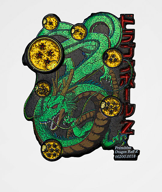Primitive x Dragon Ball Z  Shenron Club Pin