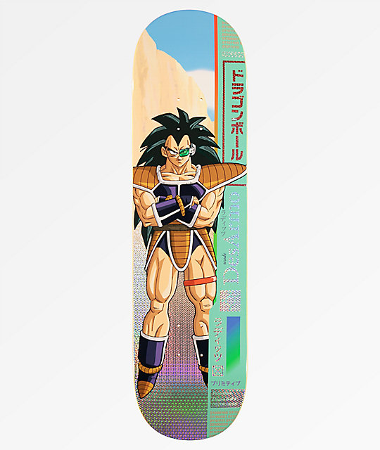 Primitive x Dragon Ball Z Desarmo Raditz 8.0