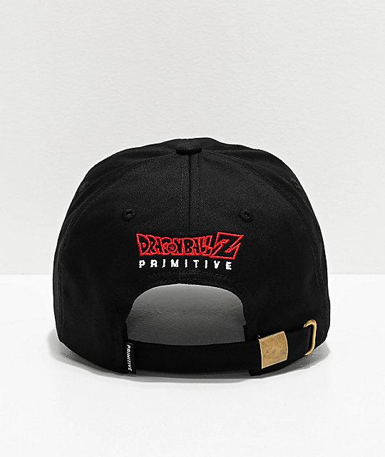 d0055ed0 Primitive x Dragon Ball Z Dirty P Shenron Black Strapback Hat | Zumiez