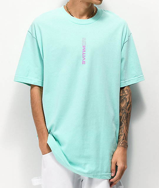 Primitive x Dragon Ball Z Frieza Forms Teal T-Shirt