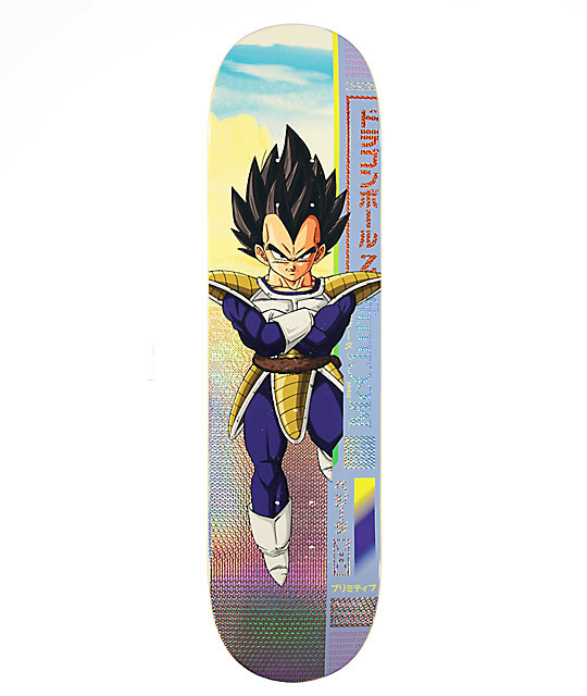 Primitive x Dragon Ball Z McClung Vegeta 8.25