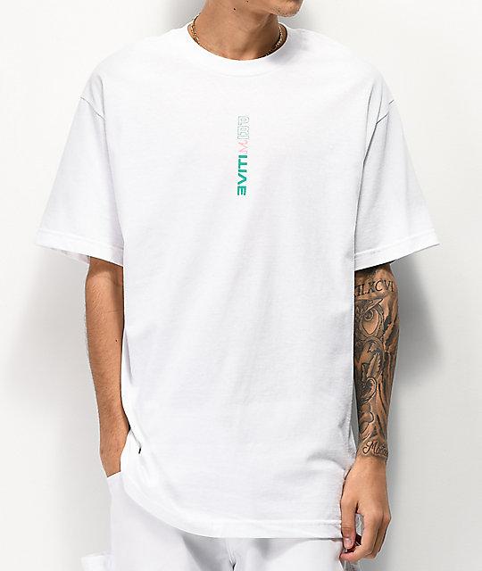 342fb6d1c8a Primitive x Dragon Ball Z Mijin Forms White T-Shirt | Zumiez