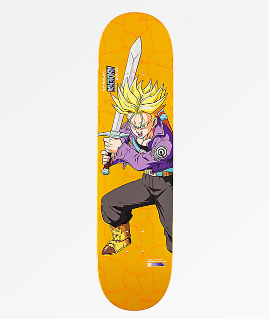 Primitive x Dragon Ball Z Super Saiyan Trunks Najera 8.0