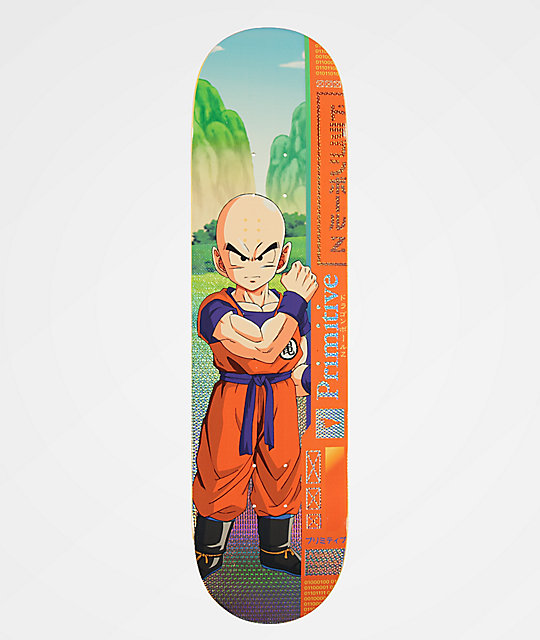 Primitive x Dragon Ball Z Team Krillin 8.125