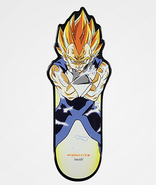 Primitive x Dragon Ball Z Vegeta 10.0