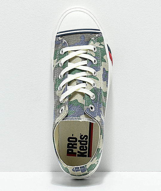 Pro-Keds Royal Lo Camo Shoes