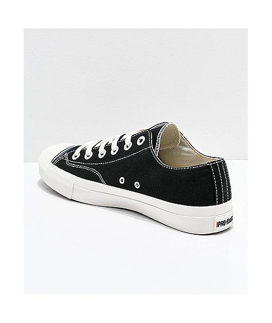 2ffb1109a8143 ... Pro-Keds Royal Lo Classic Black Shoes ...