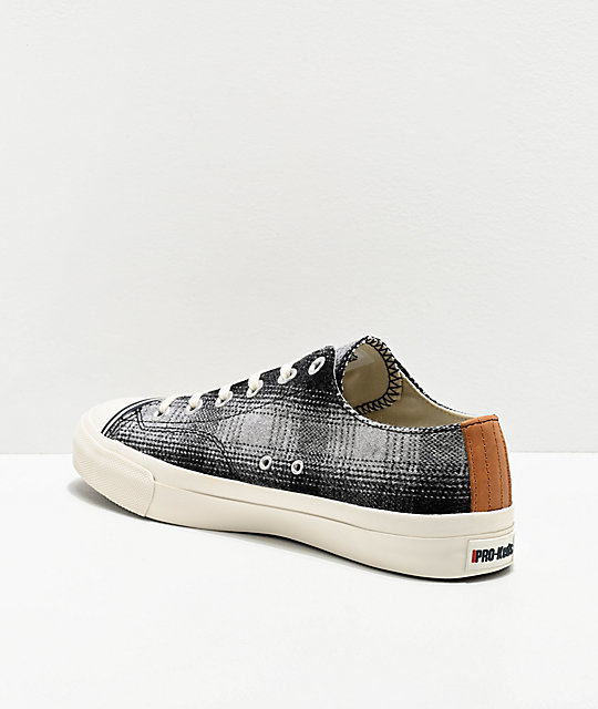 Pro-Keds Royal Low Shadow Plaid Shoes