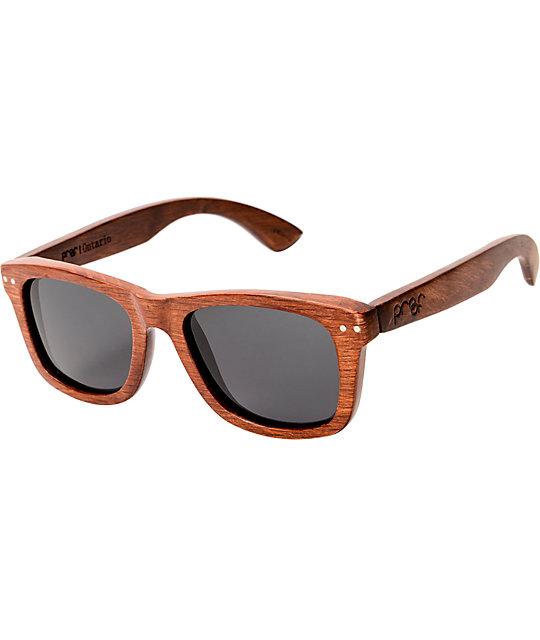 4d70026a39 Proof Ontario Mahogany Polarized Sunglasses