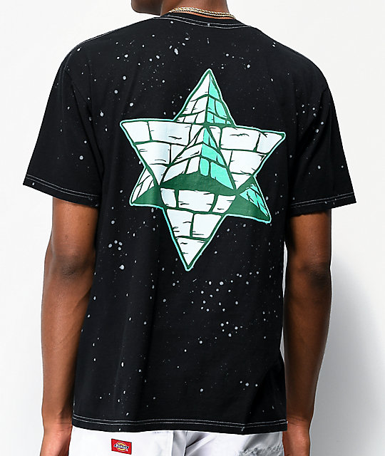 Pyramid Country North Star Black T-Shirt