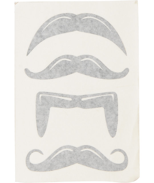 Quagmire Stache Die-Cut Sticker Pack