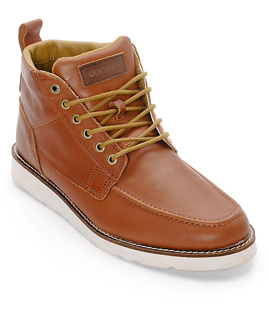 Quiksilver Sheffield- Brown boots