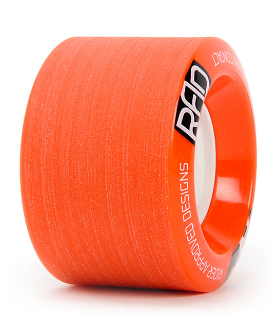 RAD Advantage 72mm 80a Longboard Wheels