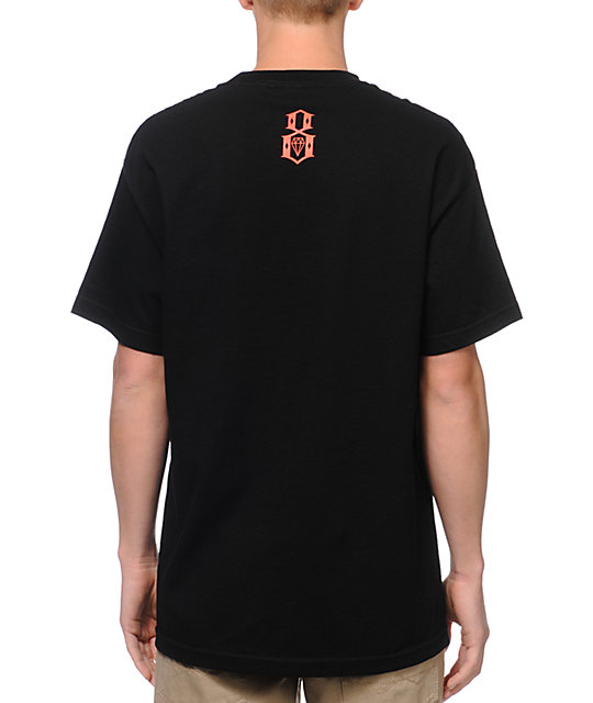 REBEL8 Disciples Black T-Shirt