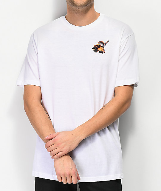 RIPNDIP Dip Steed camiseta blanca
