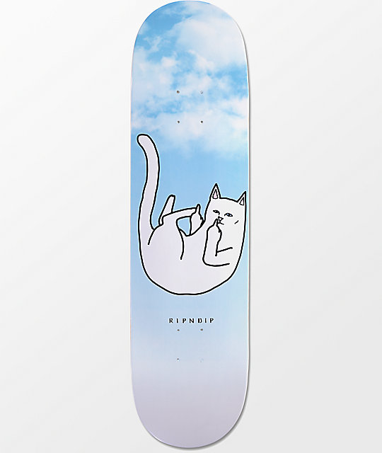 "RIPNDIP Falling For Nermal 8.25""  tabla de skate"