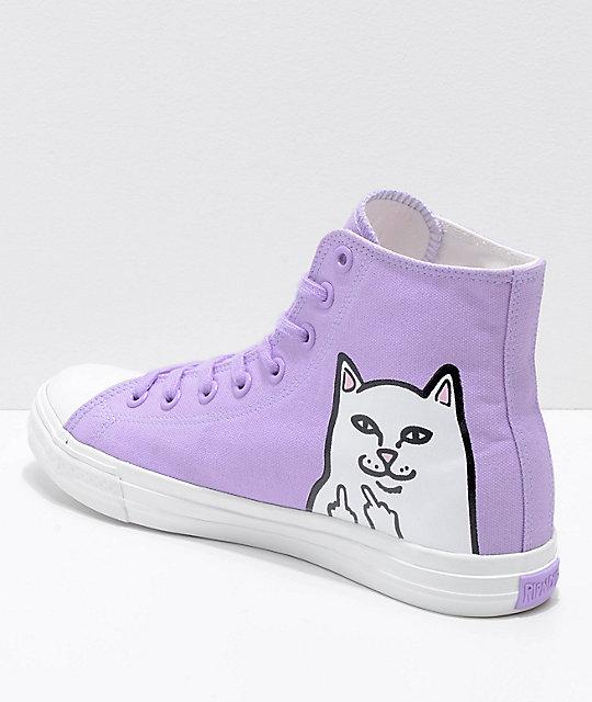 Lord White Shoes Hi Zumiez Nermal Lavender Top amp; Ripndip gwUSdqS