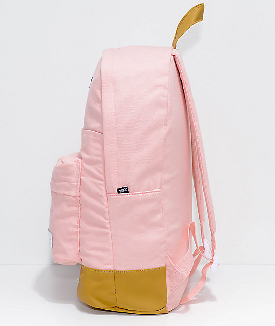 RIPNDIP Lord Nermal Pink Backpack