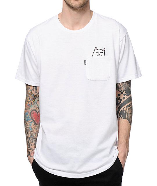 Ripndip lord nermal pocket t shirt zumiez for T shirt designers near me