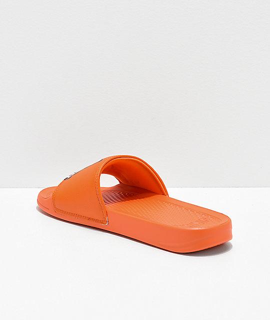 b630ac768af2a ... RIPNDIP Lord Nermal Safety Orange Slide Sandals ...
