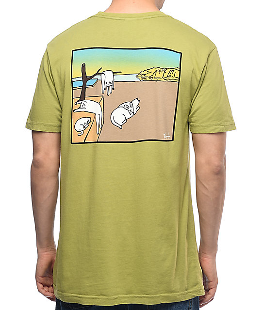 RIPNDIP Nermali Military Green T-Shirt