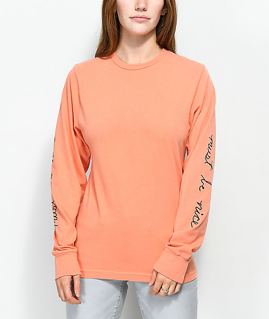RIPNDIP Romantic Nerm Dahlia Long Sleeve T-Shirt