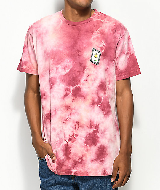 RIPNDIP Therapy Peach Washed T-Shirt