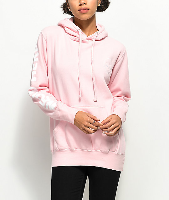 b2b323dacce RIPNDIP We Out Here Pink Hoodie | Zumiez.ca