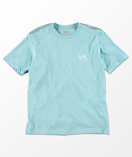 RVCA Boys VA Ink Blue Cosmos T-Shirt