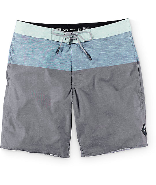 f1709c6cf9 Get the versatile style of a walkshort blended with the premium  functionality of a board short with the RVCA Gothard hybrid shorts.