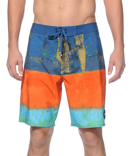 "RVCA Outbound 19""  Board Shorts"