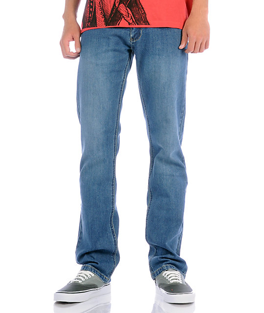 RVCA Romero Mr. Right Regular Jeans