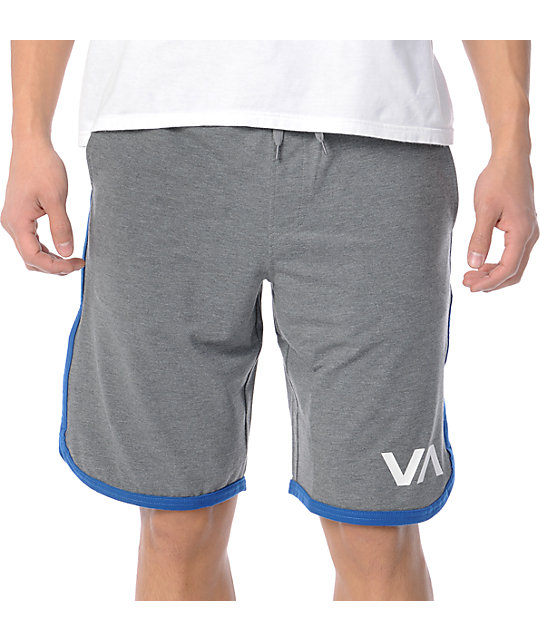 RVCA Sport Short II Grey Shorts