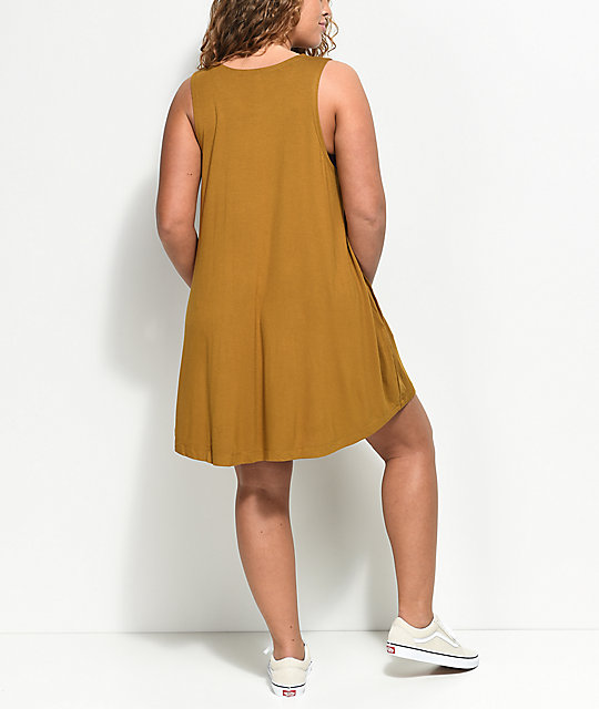 RVCA Sucker Punch 2 Fatigue Dress